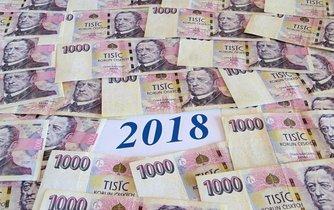 Jak vydělat peníze v roce 2018, ilustrační foto