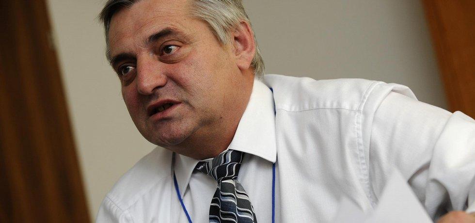 Předseda ÚOHS Petr Rafaj