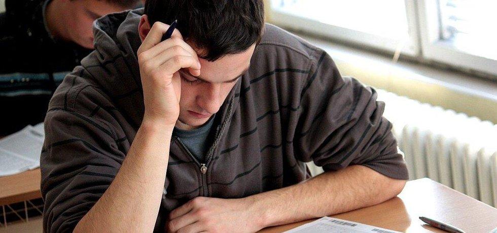 Státní maturita je pro mnoho studentů zkouškou nervů.