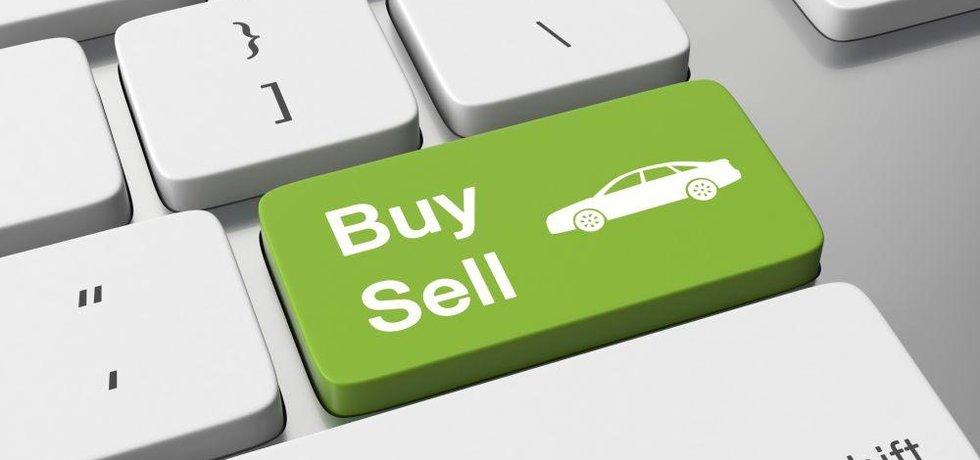 Aukce aut, ilustrační foto