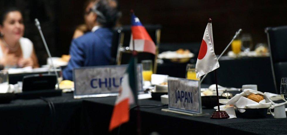 Setkání zemí TPP ve Vietnamu
