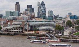 Londýn, ilustrační foto