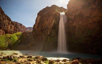 Vodopády Havasupai jsou ohroženy těžbou uranu, tvrdí Indiáni
