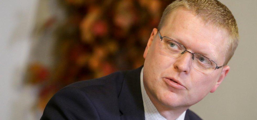 Místopředseda vlády Pavel Bělobrádek z KDU-ČSL vystoupil 19. února v Orlové na Karvinsku na tiskové konferenci po setkání s hornickými odboráři. Jednání se týkalo možnosti předčasných odchodů do důchodu u horníků, kterou bude v pondělí projednávat vláda.