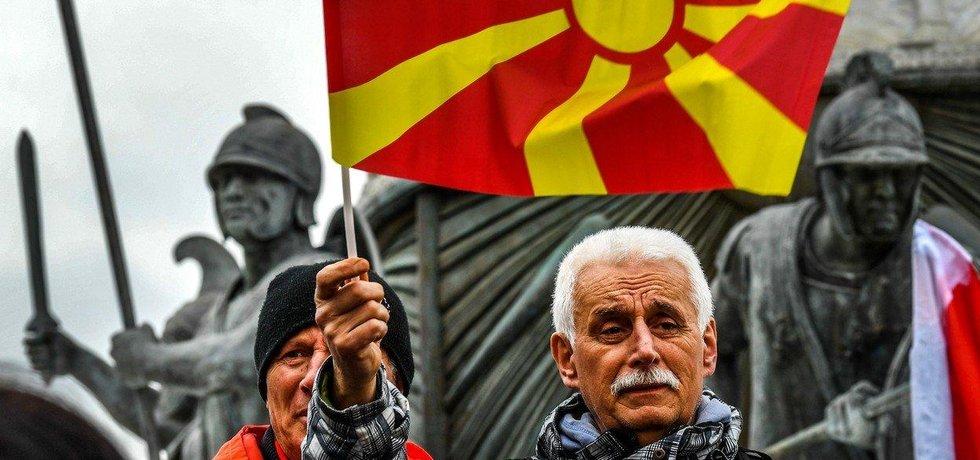Makedonci - ilustrační foto
