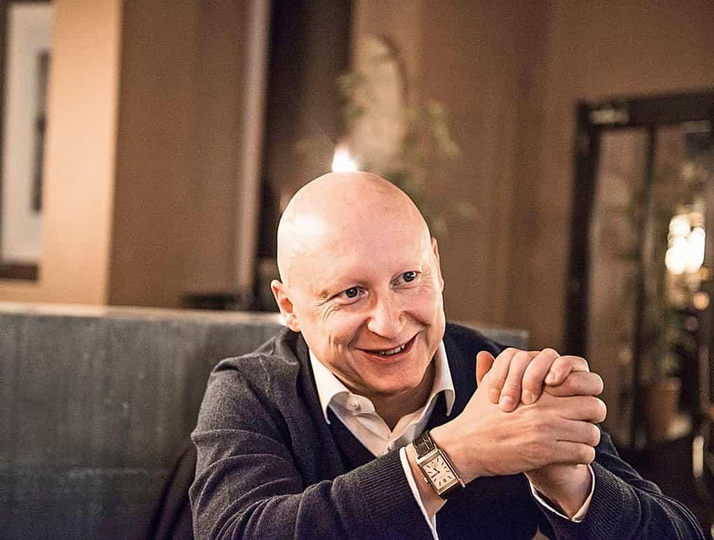 Generální ředitel ČEZu Daniel Beneš