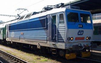 Lokomotiva 163, ilustrační foto