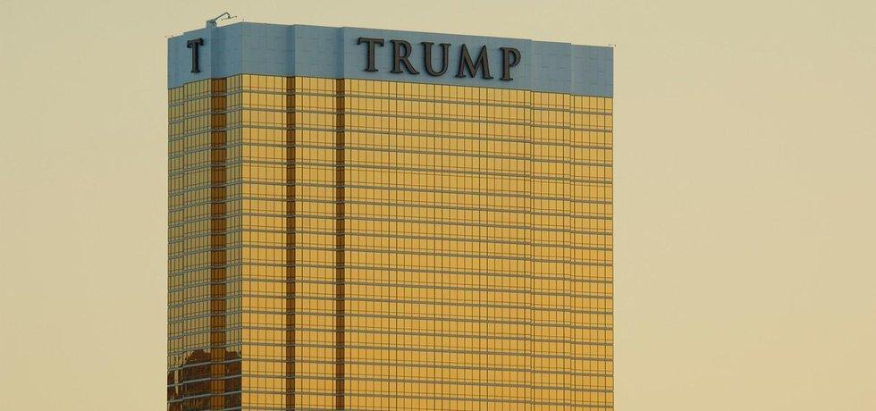 Trump Tower Hotel v Las Vegas
