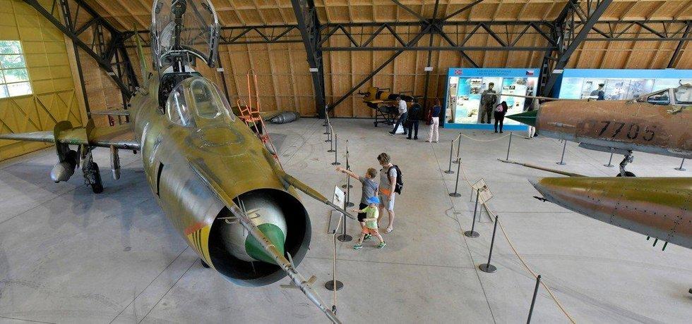 Letecké muzeum v pražských Kbelích, ilustrační foto