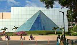 Sídlo firmy Infosys v Bengalúru.