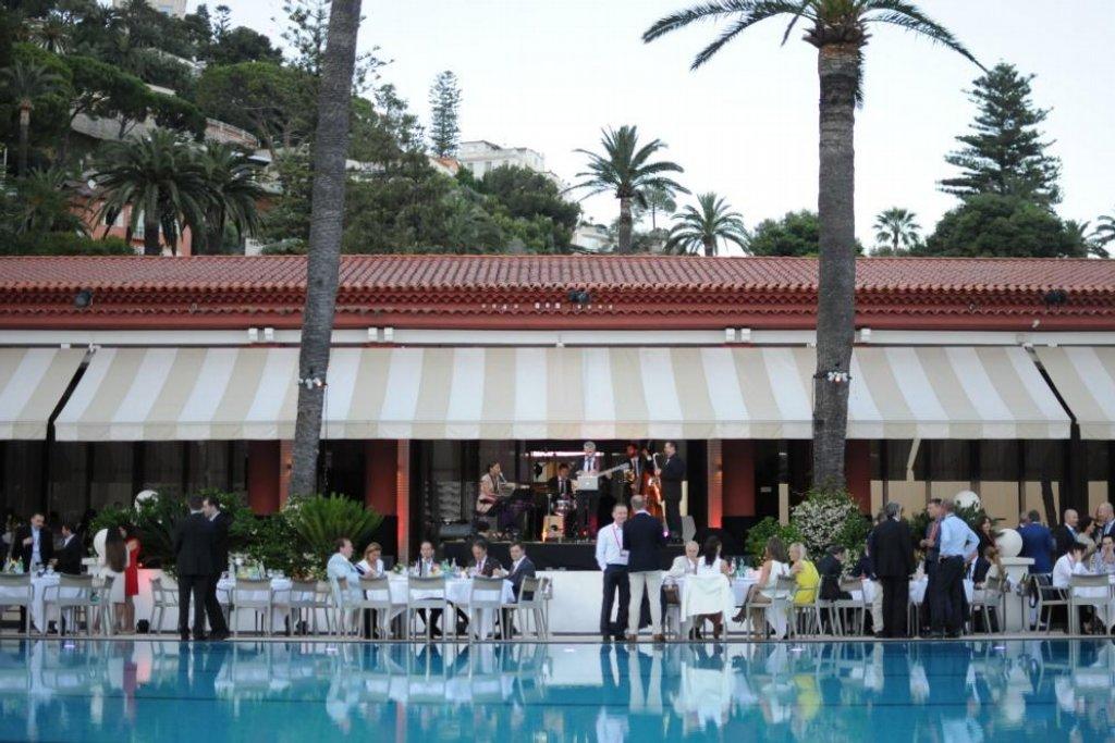 Slavnostní nálada v Monaku