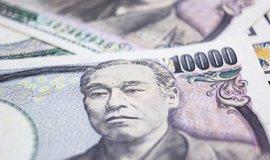 Japonské jeny - ilustrační foto