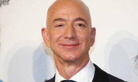 Jeff Bezos, šéf Amazonu a Blue Origin a nejbohatší člověk světa