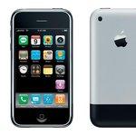 První Apple iPhone z roku 2007