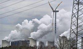 Braniborská uhelná elektrárna Jänschwalde