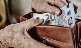 Důchody v Německu, ilustrační foto