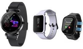 8 tipů na chytré hodinky s cenovkou pod 3000 Kč
