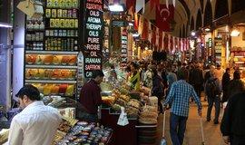Trh v Turecku