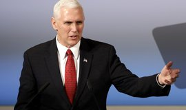 Viceprezident USA Mike Pence