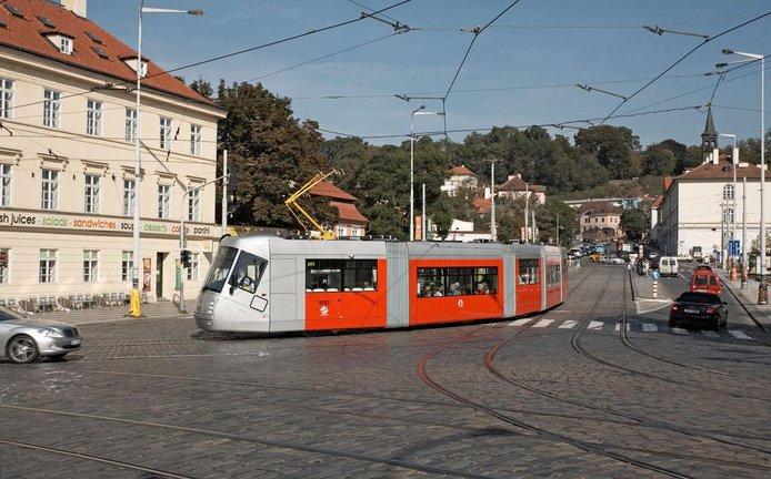 Praha chce zklidnit rušnou křižovatku na Klárově