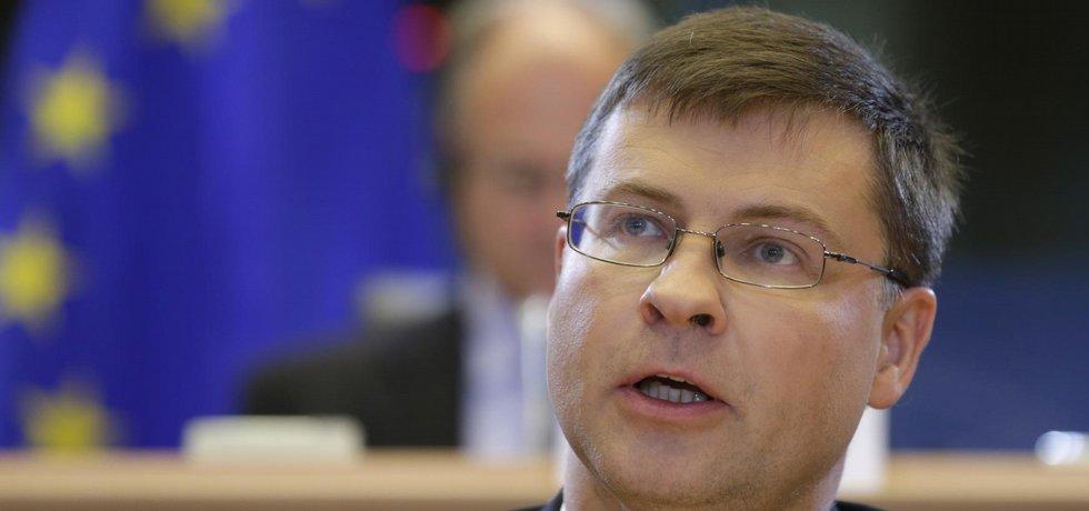 Valdis Dombrovskis, archivní foto
