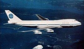 """""""Jumbo Jet"""" B747. První kus odebraly Pan American World Airways den před Štědrým dnem roku 1969"""