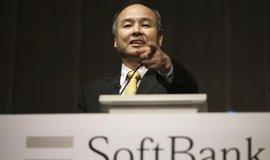 Šéf SoftBank Masajoši Son