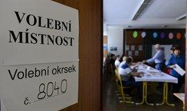 Češi volí do Evropského parlamentu. Vybírají z rekordní nabídky 39 subjektů
