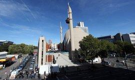 Nová Ústřední mešita v Kolíně nad Rýnem