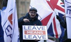 Nedostatek potravin i léků. Britská vláda se obává  vážných problémů po tvrdém brexitu