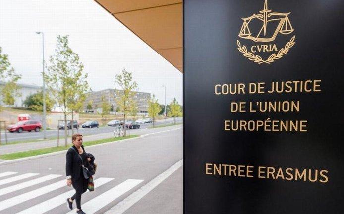 Sídlo Soudního dvoru Evropské unie v Lucemburku