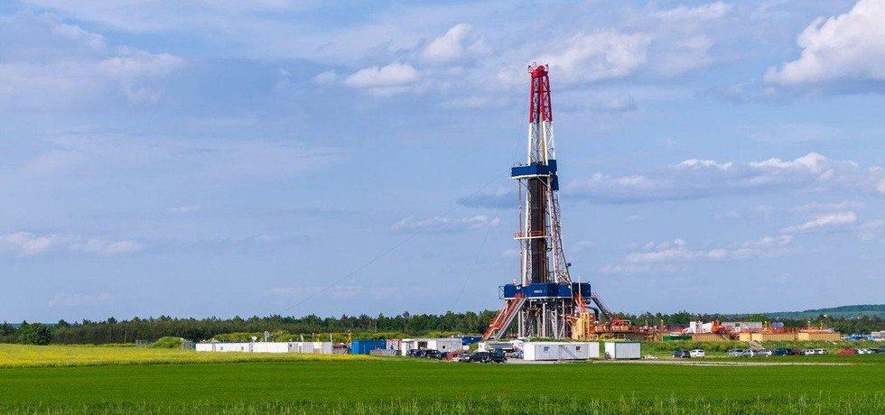 Ložisko břidlicového plynu v Polsku