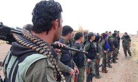 Bojovníci kurdských milic YPG, ilustrační foto