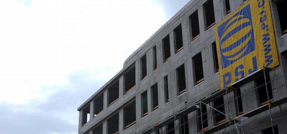 PSJ Holding - stavba