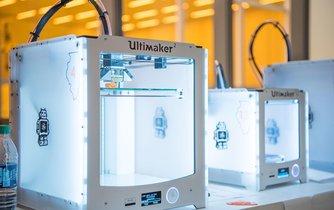 3D tiskárna, ilustrační foto