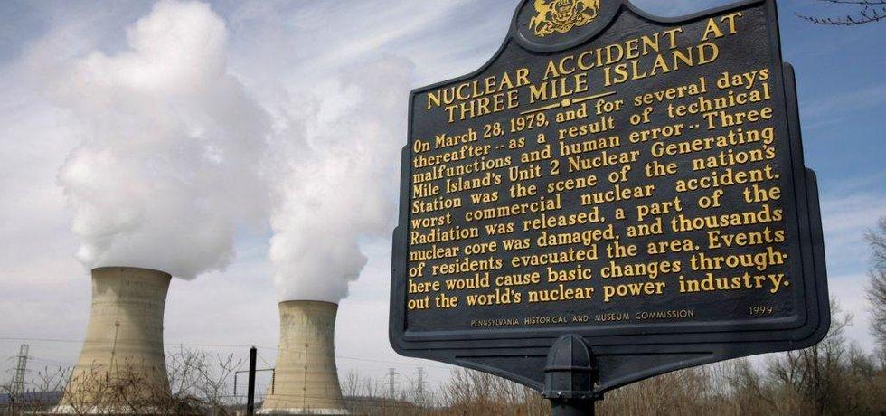 Elektrárna Three Mile Island napsala temnou kapitolu jaderné energetiky.