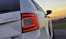 Škoda Octavia RS Combi 2.0 TDI DSG
