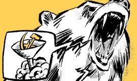 Ilustrace k eseji Víc vlajek spojence nedělá