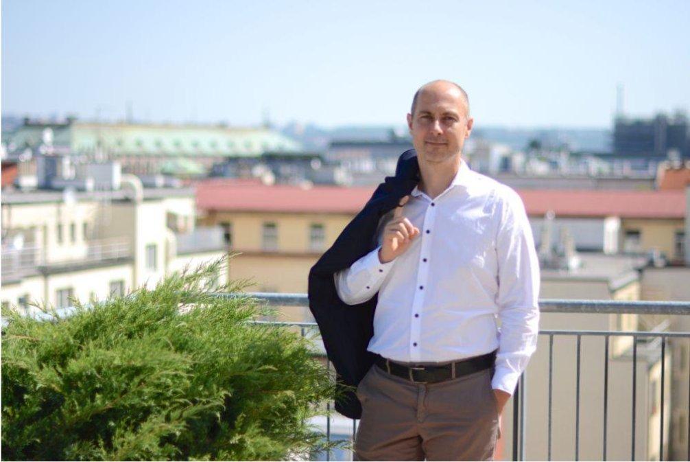 Radim Krejčí, šéf Portu Gallery