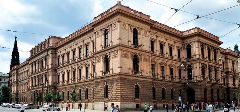 Budova Ústavního soudu ČR v Brně