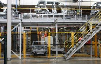 Atomobilka Jaguar Land Rover