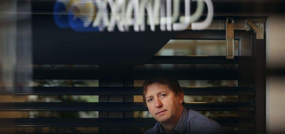 Miroslav Jakubec, zakladatel firmy Climax