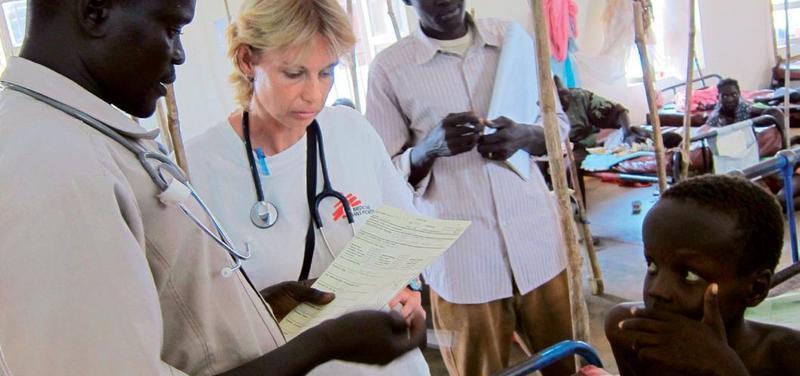 Česká lékařka vedla půlku nemocnice v Jižním Súdánu