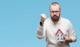 Nepovedená investice do nemovitosti, ilustrační foto