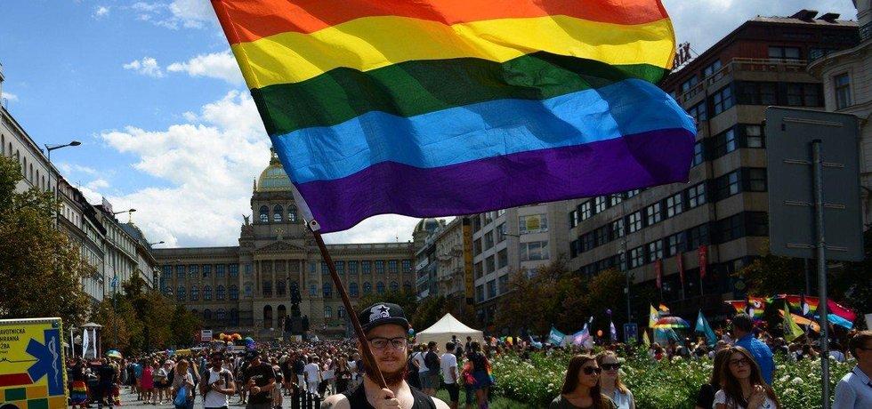 Prague Pride, ilustrační foto