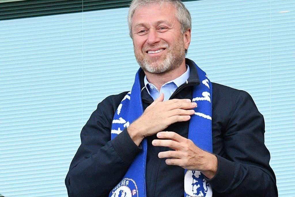 Majitel FC Chelsea Roman Abramovič