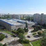 Obchodní centrum Lužiny - červenec 2017
