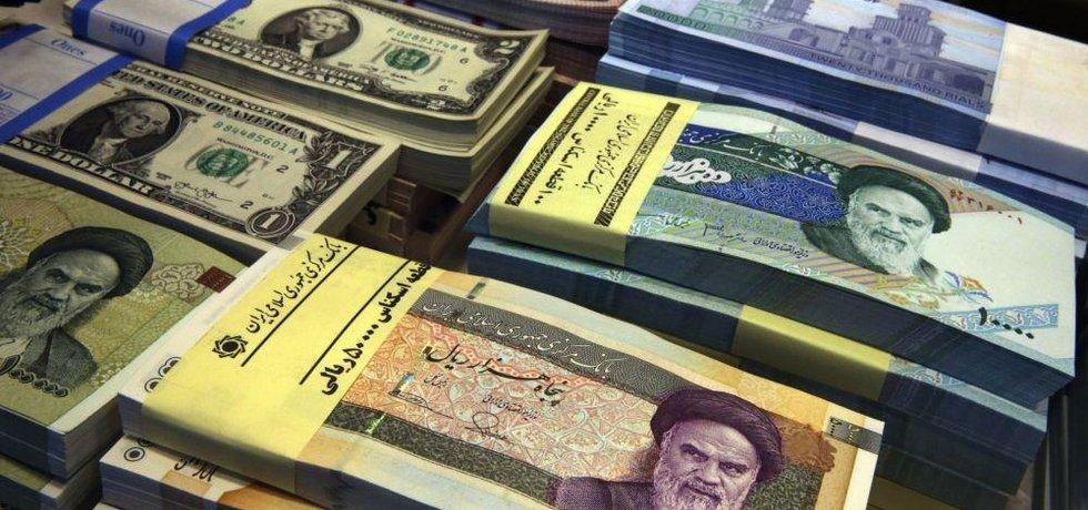 Íránské ríjály, ilusrační foto