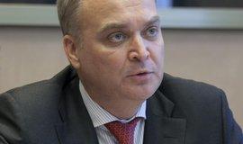 Náměstek ruského ministra obrany Anatolij Antonov