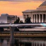 Vízualizace projektu Hyperloop